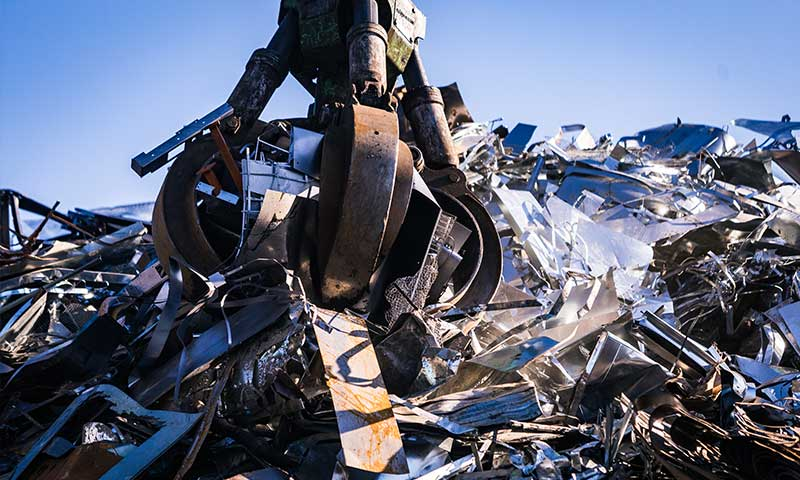 The Basics Of Metal Recycling