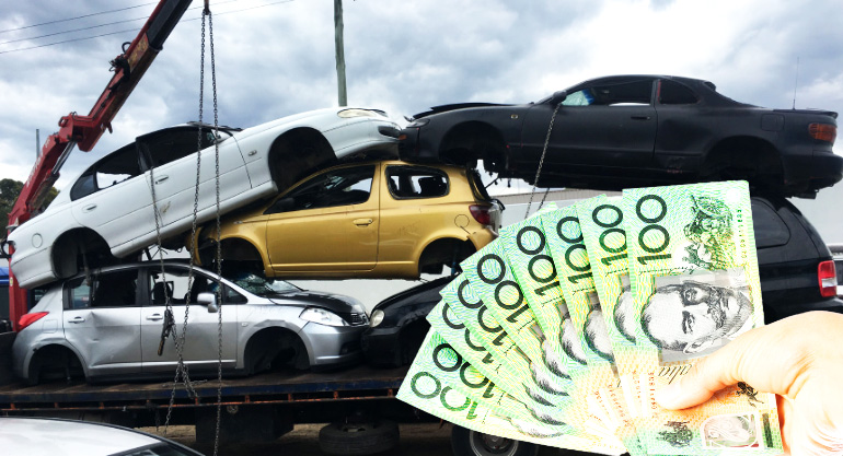 How Car Removal Service Can Help Save Time and Money