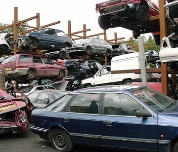 5 Advantages Of Car Recycling Services That Will Inspire You